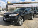 Used 2015 Toyota Highlander LIMITED  for sale in Pickering, ON