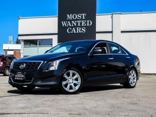 Used 2013 Cadillac ATS 2.0L|BOSE|SUNROOF|XENON for sale in Kitchener, ON