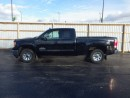 Used 2013 GMC SIERRA SL EXT CAB 4X4 for sale in Cayuga, ON
