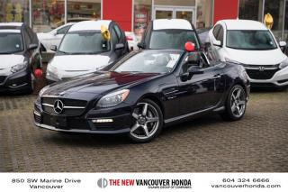 Used 2012 Mercedes-Benz SLK 55 AMG Roadster for sale in Vancouver, BC