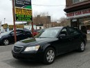 Used 2009 Hyundai Sonata GL-4 CYLINDER-LOW KM for sale in Scarborough, ON