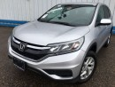 Used 2015 Honda CR-V SE AWD *HEATED SEATS* for sale in Kitchener, ON