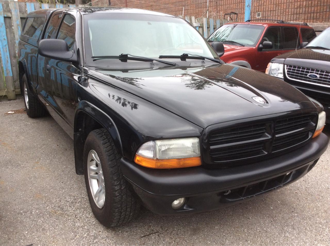 2003 Dodge Dakota Sport Closed Bed Alloys All Power