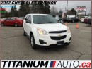 Used 2012 Chevrolet Equinox AWD+BlueTooth+New Brakes+One Owner+ECO+Keyless++++ for sale in London, ON