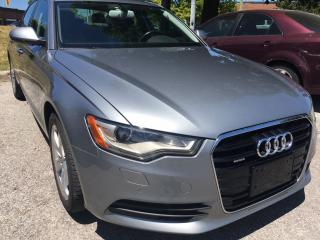 Used 2013 Audi A6 2.0T for sale in Concord, ON