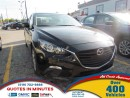 Used 2015 Mazda MAZDA3 GX | GET PRE-APPROVED TODAY | THELOANAPPROVER.COM for sale in London, ON