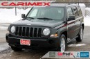 Used 2010 Jeep Patriot Sport/North | 4x4 | CERTIFIED + E-Tested for sale in Waterloo, ON