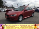 Used 2010 Mitsubishi Lancer DE ONLY $46 WEEKLY (O.A.C) for sale in Stoney Creek, ON