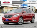 Used 2014 Buick Enclave AWD-DVD-Roof-Leather for sale in Markham, ON