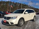 Used 2015 Dodge Journey R/T - AWD - Nav - Heated Leather for sale in Norwood, ON