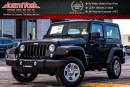 New 2017 Jeep Wrangler NEW Car Sport|4X4|Connect Pkg|SatRadio|A/C|Cruise/Traction Cntrl| for sale in Thornhill, ON