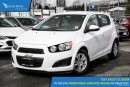 Used 2016 Chevrolet Sonic LT Auto for sale in Port Coquitlam, BC