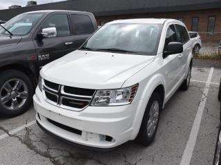 Used 2017 Dodge Journey CVP UCONNECT/TRAILER PACKAGE for sale in Concord, ON