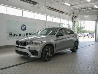 Used 2017 BMW X6 M for sale in Edmonton, AB