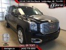 New 2017 GMC Yukon XL Denali-HEATED/VENTED LEATHER, NAVIGATION,SUNROOF for sale in Lethbridge, AB