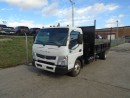 Used 2013 Mitsubishi Fuso FLAT BED for sale in North York, ON