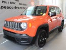 Used 2016 Jeep Renegade Sport for sale in Peace River, AB