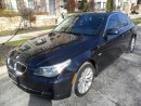 Used 2008 BMW 5 Series 528i, LOW KMS, CERTIFIED, NO ACCIDENTS, SUNROOF for sale in Etobicoke, ON