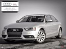 Used 2013 Audi A4 A4 2.0 TFSI Tiptronic quattro for sale in Halifax, NS