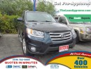Used 2012 Hyundai Santa Fe Limited 3.5 | LEATHER | ROOF | AWD | HEATED SEATS for sale in London, ON