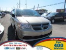 Used 2014 Dodge Grand Caravan SXT | STOW-N-GO | SAT RADIO | BLUETOOTH for sale in London, ON