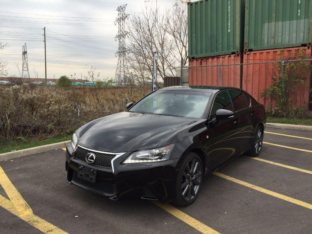 used 2013 lexus gs 350 f sport for sale in woodbridge ontario. Black Bedroom Furniture Sets. Home Design Ideas