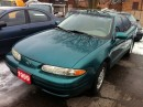 Used 1999 Oldsmobile Alero GL CHEAP WINTER BEATER for sale in Scarborough, ON