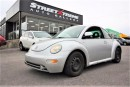 Used 2000 Volkswagen New Beetle GLS w/ LEATHER HEATED SEATS & PWR LOCKS for sale in Markham, ON