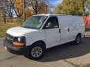 Used 2010 Chevrolet Express Cargo 1500 Dual barn doors for sale in Brampton, ON