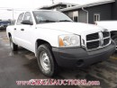 Used 2007 Dodge DAKOTA  4D CREW CAB 2WD for sale in Calgary, AB