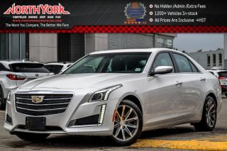 Used 2016 Cadillac CTS Sedan LuxuryCollection|AWD|Navi|PanoSunroof|Backup Cam|17