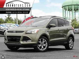 Used 2013 Ford Escape SEL for sale in Stittsville, ON