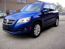 Used 2009 Volkswagen Tiguan SE MODEL,MINT CONDITION,AWD,2.0T for sale in North York, ON