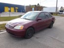 Used 2003 Honda Civic LX for sale in North York, ON