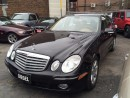 Used 2008 Mercedes-Benz E-Class E 320 DIESEL-CERTIFIED-EASY LOAN APPROVALS for sale in York, ON