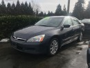 Used 2006 Honda Accord EX-L V6, Leather, Roof, Heated Seats, Navigation!! for sale in Surrey, BC
