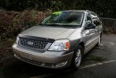 Used 2005 Ford Freestar Limited, Leather, Heated Seats, PWR Doors! for sale in Surrey, BC