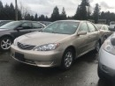 Used 2005 Toyota Camry LE V6, Power Group, Keyless Entry, Local, Clean! for sale in Surrey, BC