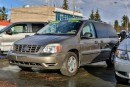 Used 2004 Ford Freestar SE, 7-Passenger, Local, Rear AC, DVD Player! for sale in Surrey, BC