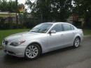 Used 2004 BMW 5 Series 545i for sale in Mississauga, ON