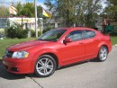 Used 2011 Dodge Avenger SXT,AUTO AIR,POWER GROUP for sale in Mississauga, ON