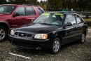 Used 2002 Hyundai Accent GS, 5-Speed Manual, Fuel Efficient, Cheap! for sale in Surrey, BC