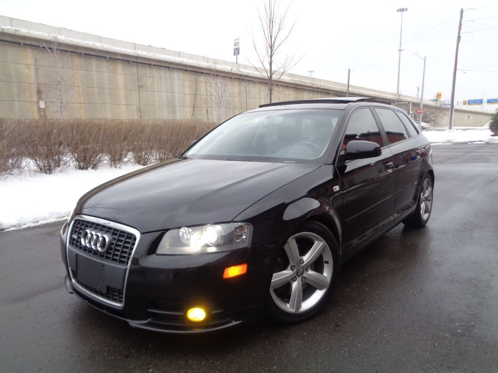 2008 Audi A3 ***SOLD***