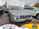 Used 2016 Jeep Cherokee North | 4X4 | ONE OWNER | BLUETOOTH for sale in London, ON
