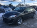 Used 2010 Mazda 3 POWER GROUP * LOW KM for sale in London, ON