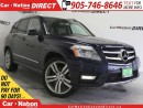 Used 2012 Mercedes-Benz GLK-Class GLK 350 4MATIC| LOW KM'S| NAVI| DUAL SUNROOF| for sale in Burlington, ON