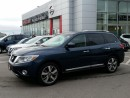 Used 2014 Nissan Pathfinder Platinum V6 4x4 at for sale in Mississauga, ON