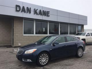 Used 2011 Buick Regal CXL-T w/1SJ for sale in Windsor, ON