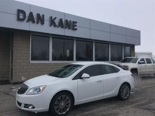 Used 2012 Buick Verano w/1SL for sale in Windsor, ON