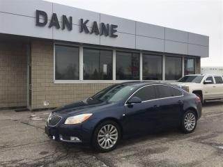 Used 2011 Buick Regal CXL w/1SD for sale in Windsor, ON